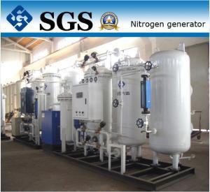 China Oil & Gas Extraction Energy Saving Membrane Nitrogen Generator 95%-99.99% Purity wholesale