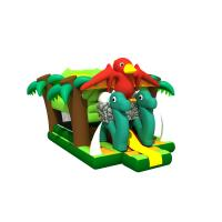 Buy cheap New design inflatable bird combo forest inflatable snake themed bouncy house from wholesalers