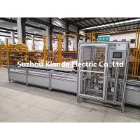 China Automatic busbar shink film packing machine suit for heavy and long busbar packing wholesale