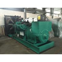 China 1250KVA Industrial Diesel Generators Cummins Power KTA50-G3 wholesale