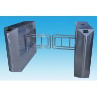 China durable automatic swing arm gate barriers 3 million lifespan with LED display wholesale