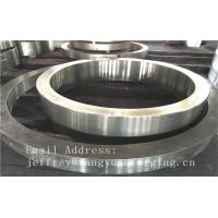 China Pressure Vessel Stainless Retain Forged Steel Rings Heat Treatment wholesale
