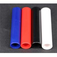 China Empty Pen Barrel Plastic Injection Parts , Custom Plastic Parts ISO Certification on sale