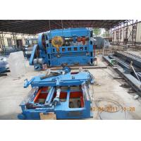 China Aluminum Steel Plate Heavy Expanded Metal Mesh Machine High Working Speed wholesale