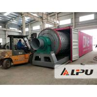 China Mining Ore Ball Mill / Gold Copper Iron Tin Manganese Lead Ball Mill Grinder wholesale