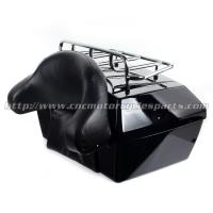 Hard Plastic Motorcycle Tail Box Harley Davidson Performance Parts