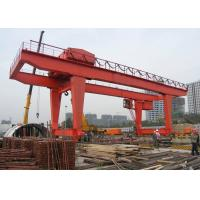 China Safety Double Girder Gantry Crane with Box Type / Truss Type / U Type Available wholesale