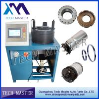 China Screen Touch Air Spring Air Suspension Hydraulic Hose Crimping Machine Swager wholesale