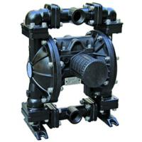 China Mechanical Air Driven Double Diaphragm Pump For Solvent Waste Water wholesale