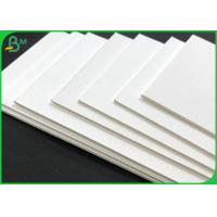 China High Bulky Coaster Material 0.5mm 225gsm Water Absorbent Cardboard Paper Sheet wholesale