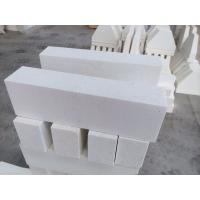 China Refractory material AZS refractory brick for glass kiln with good quality wholesale