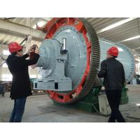 China Gold Processing Mining Ball Mill Grinder Machine With High Performance wholesale
