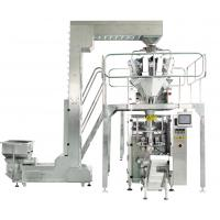 China Dried Fruit And Nuts Packaging Machine with Multi Heads Weigher Fully Auto on sale