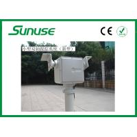 China portable mini solar tracking system with automated water pump controlling on sale