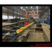 China Original Design H Beam Flange Straightening Machinery for H Beam Production Line wholesale