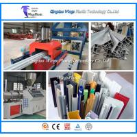 China SJZ65 /132 Plastic Profile Extrusion Machine PVC Pipe Manufacturing Plant on sale