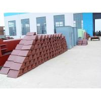 China High Temperature Bucket Conveyor System Hopper Sufficient Strength wholesale