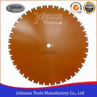 China Wall Saw Diamond Saw Blades 760mm for refinorced concrete, 42segment , fast cutting wholesale