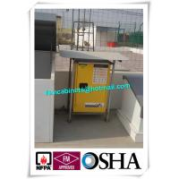 Buy cheap 4 Gallons Safety Storage Cabinets For Gas Station, Flammable Safety Storage Cabinets from wholesalers