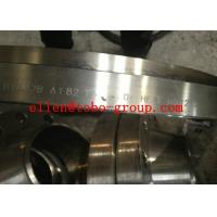 China Steel Flange, Compact Flanges 1/2Inch - 48Inch ,And 150# To 2500# With A182 / F51 / Incone wholesale
