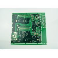 China Green Multilayer PCB Immersion Gold 8 Layer PCB with UL Certification wholesale