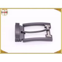 China SGS Approved Various Sizes Gunmetal Buckle for Belt with Reversible Clip wholesale