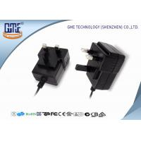 China LED lamps TV 100 - 240Vac Wall Mounting Adapter , 15V 1A 15W ac dc power adapter wholesale