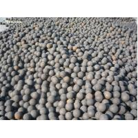 China DIA 80mm Forged Steel Grinding Balls for Mining on sale