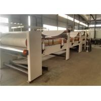 Buy cheap Double Facer Corrugated Carton Making Machine 5Ply Corrugator Line from wholesalers