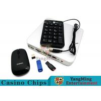 China Wireless Online Casino System / Casino Betting Systems Keyboard And Mouse wholesale