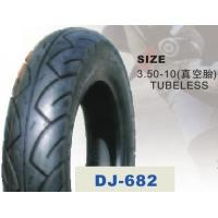 China 3.50 - 10'' Tubeless Electric Scooter Tyres For Off Road Electric Scooter wholesale