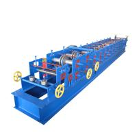 China 2-3mm Galvanized Strip CZ Purlin Machine With 11kw Power 12 Rows Of Rollers wholesale