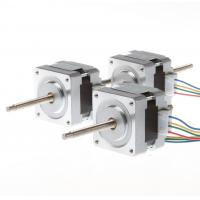 China NEMA14 Stepping Motor, 1.8° step angle stepper motor, 2-Phase Stepper Motors wholesale