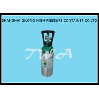 China 8L aluminum oxygen tank / oxygen portable cylinders with DOT standard wholesale