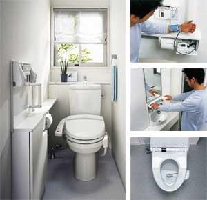 China Ceramic Electronic toilet Smart Toilet Intelligent Water Closet smart toilet bowl Electronic bidet toilet seat wholesale