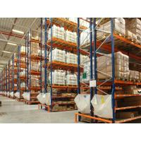 China 5 Levels Box Beam Warehouse Pallet Racking Systems For Cold Room ISO Approval wholesale
