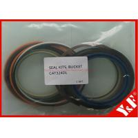 China Caterpillar  Excavator Bucket Cylinder Service Oil Seal Kits CAT 324DL wholesale