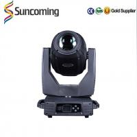 China Gobo Pattern Rainbow 10 Moving Head Light Wedding Lighting 15 / 21 Channel wholesale