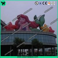Quality Inflatable Mermaid, Inflatable Sea-Maid for sale