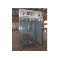 China Class 100 Cleanroom Dispensing Booth For Biological Pharmacy wholesale