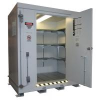 China Chemical Safety Storage Cabinets , Hazmat Storage Containers For Hazardous Material wholesale