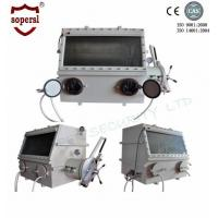 Buy cheap Stainless Steel Laboratory Glove Box / Anaerobic Glove Box Medical Equipment from wholesalers