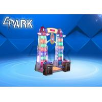 China Smart Hitting Class Redemption Game Machine Twin Tower Hitting Machine on sale