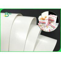 China Double Sides White 300GSM 350GSM PE Coated Paper Board For Fast Food Boxes wholesale