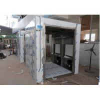Quality Stainless Steel Air Shower Passage / Tunnel With Microelectronics Control System for sale
