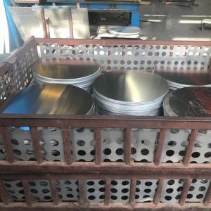 China Construction 3000 Series 3003 Aluminum Round Circle Hard Anodizing Enameling wholesale