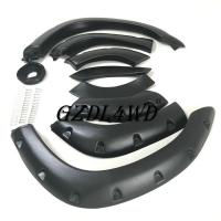 China 4x4 auto accessories fender flare for toyota land cruiser 80 series wheel arch fender flares lc80 wholesale