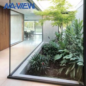 China Anodizing Aluminium Frame Fixed Glass Window Energy Saving Fixed Roof Windows wholesale