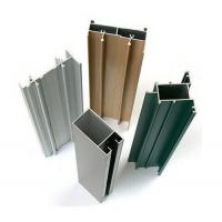 China Chemical / Mechanical Polished Aluminum Window Extrusion Profiles For Architectural wholesale