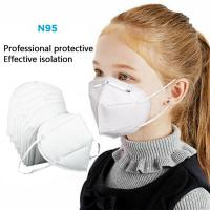 China Folding Type N95 Respirator Mask  Medical Protective Mask  Anti Bacterial wholesale